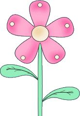 Mauve clipart popsicle Flower borders Image Brown foral