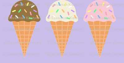 Mauve clipart popsicle Art ice clip ice_cream_chocolate_vanilla_strawberry_sprinkles art