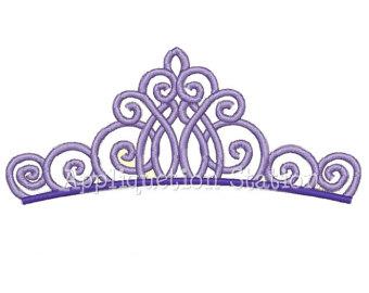 Mauve clipart princess crown Purple Purple Zone Tiara Cliparts
