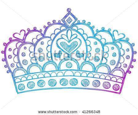Mauve clipart princess crown Art Queen LOVE Art Royalty
