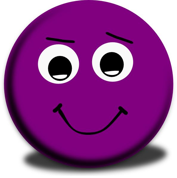 Smileys clipart colorful Emoticons Emoticon Winking Face Smiley