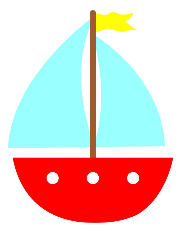 Sailboat clipart two On best clipartlord 100 cubbies