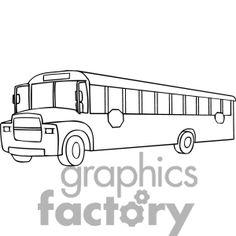 Mauve clipart school bus Outline dokity Design bus Ideas