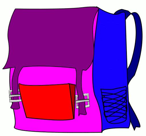Bag clipart school supply Clipart Panda Supplies Art school%20supplies%20clipart