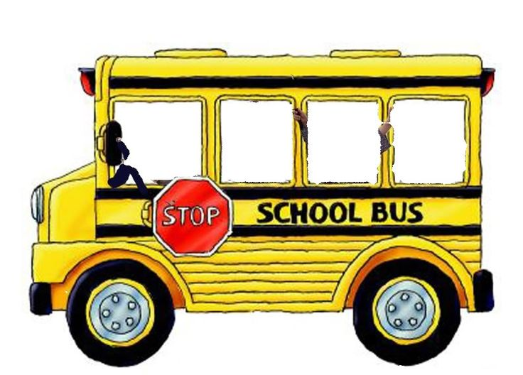 Mauve clipart school bus Free Busy Auggie images Free