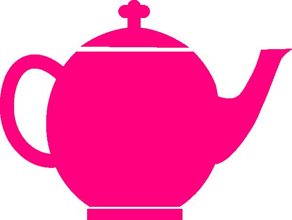 Mauve clipart teapot Clip Pink Teapot clip Teapot