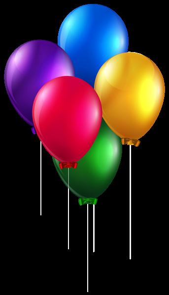 Poinsettia clipart balloon Transparent cumpleaños Art Clip Colorful