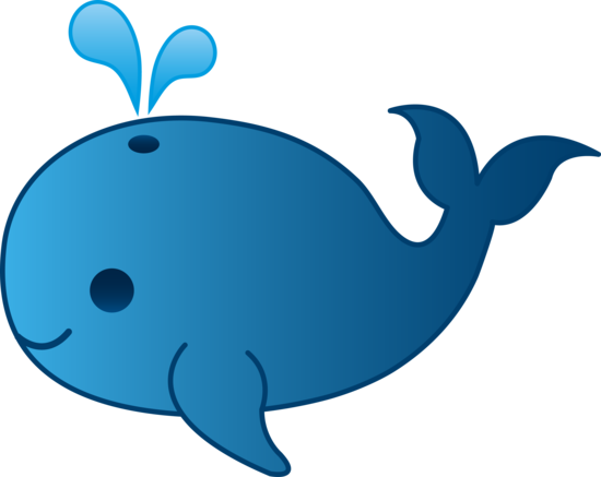 Beluga Whale clipart blue whale  on Lots Art clip