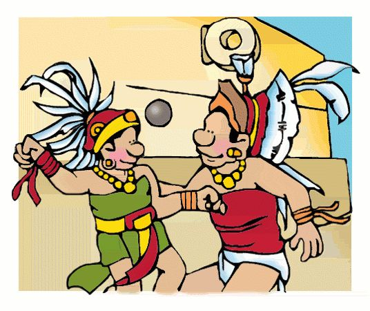 Mayan clipart early man Lords and best twins civilizations