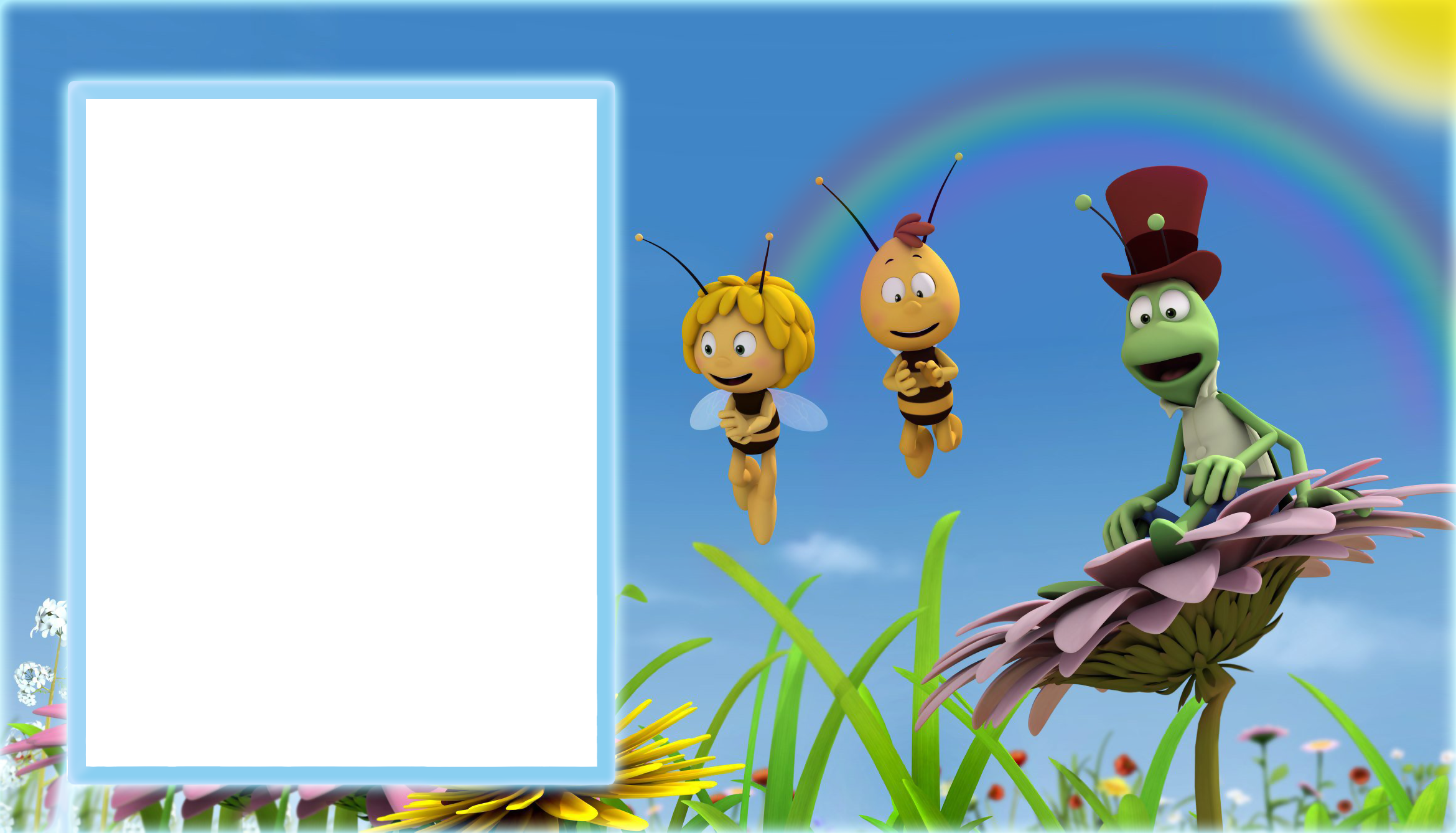 Bee clipart maya Frame full High the Gallery