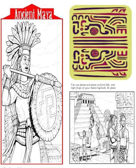 Mayan clipart ks2 Pinterest Ancient Tina's Plus Mayan