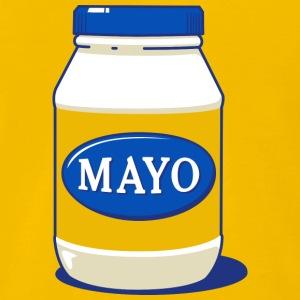 Mayonnaise clipart Spreadshirt Premium online shirt Shirt