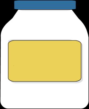 Mayonnaise clipart Mayonnaise of Art art jar