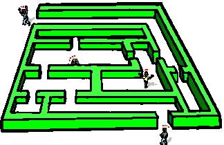 Clip clip art Maze Maze