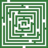 Maze clipart Royalty color 01 Art Corn