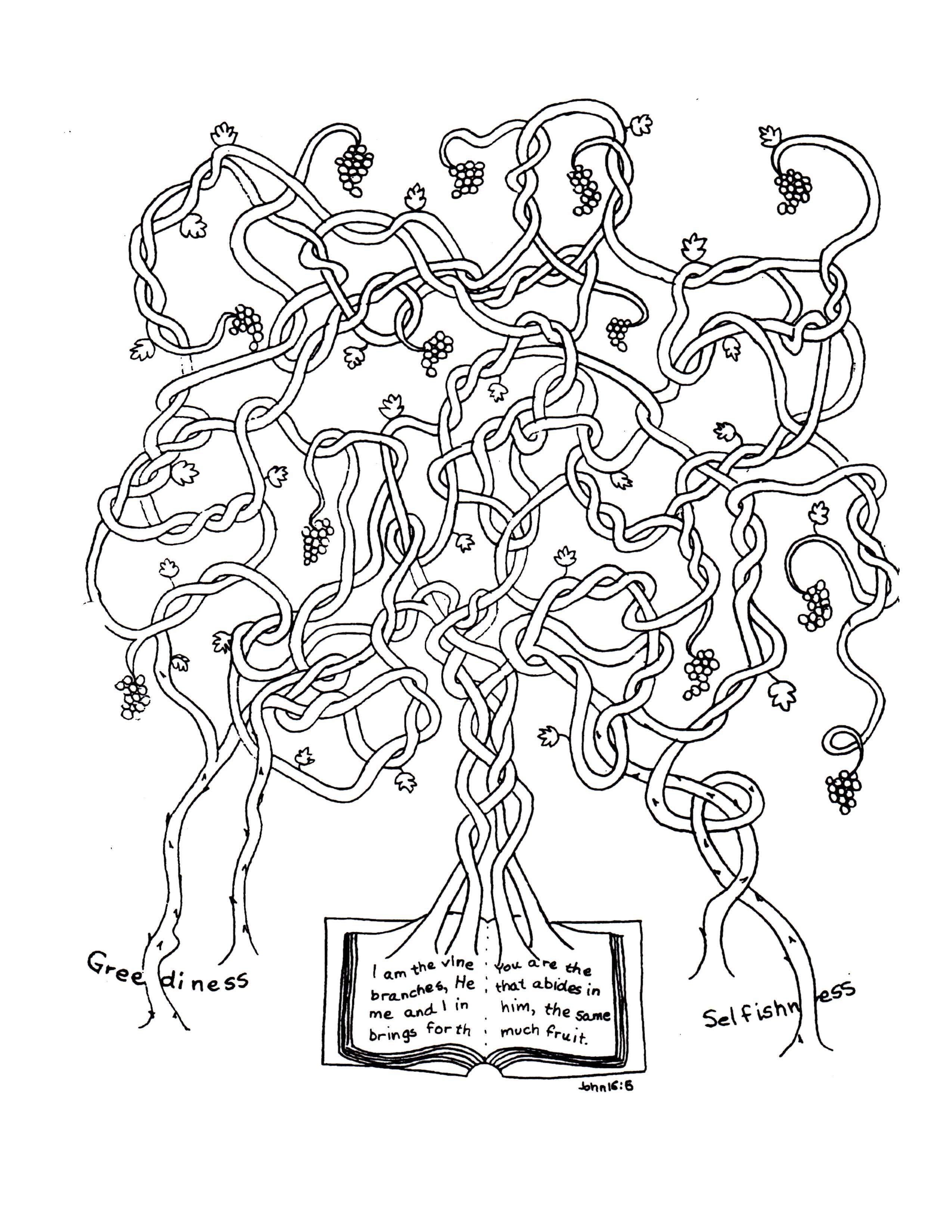 Maze clipart activity page #8