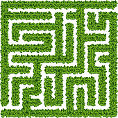 Cornfield clipart corn maze Maze Art Infestation Pest GoGraph