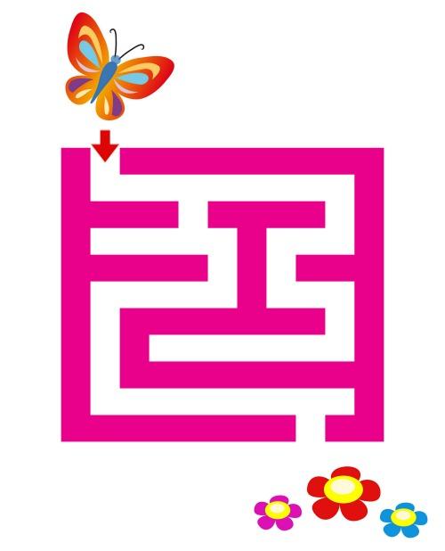Maze clipart printable Printable Pinterest easy a teachers