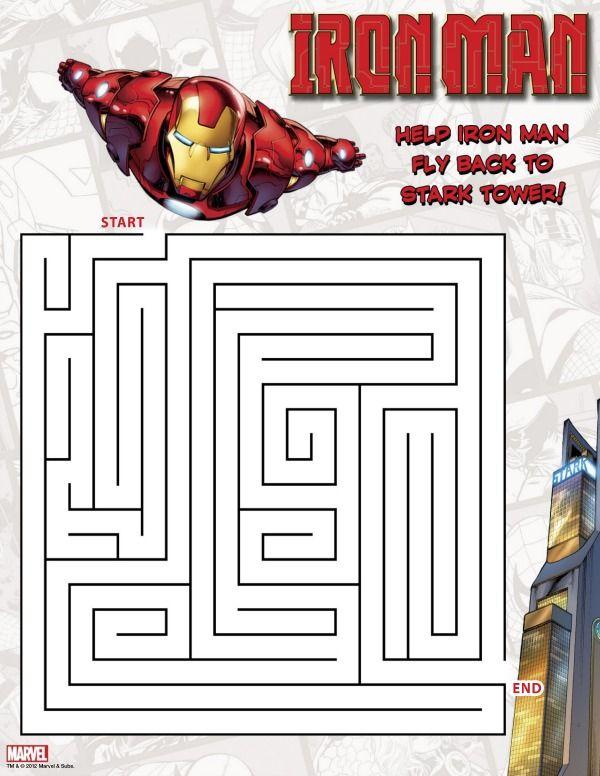 Maze clipart printable Free Pinterest printables of on