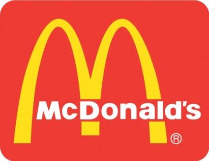 McDonald's clipart Mcdonalds Free Free  vector
