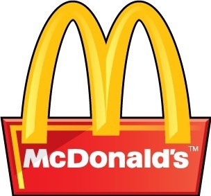 McDonald's clipart Commercial for vector  download