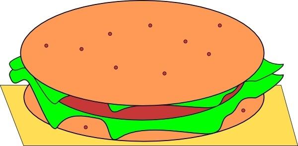 McDonald's clipart food Clip free vector) Free (8