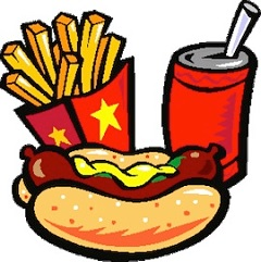 McDonald's clipart food Nutrition Food restaurants Hut HealthyLivingAtlanta