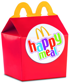 McDonald's clipart food S with Happy & Old