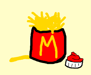 McDonald's clipart french fry Chips Fries McDonald's French