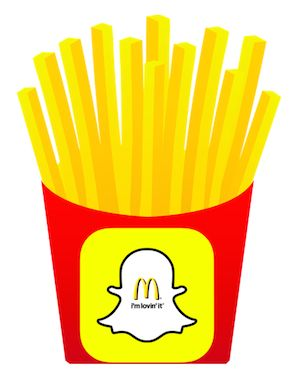 McDonald's clipart french fry : photo Fry Filters French