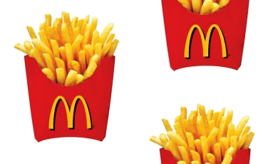 McDonald's clipart french fry Fries McDonald's For All