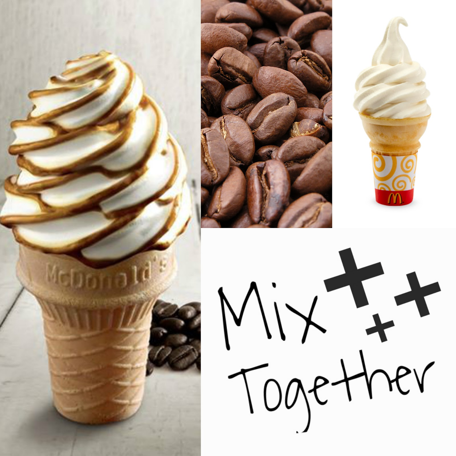 McDonald's clipart ice cream McDonald's to Addition Flavour The