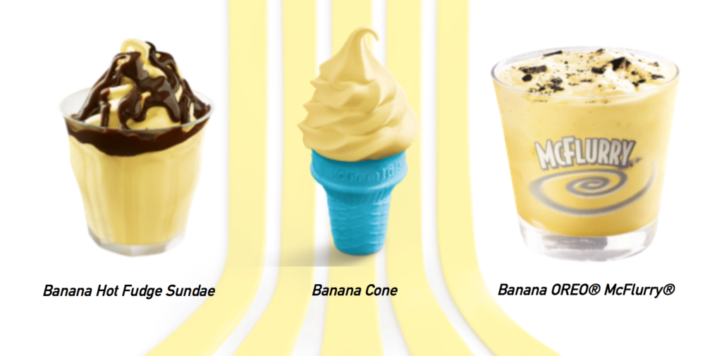 McDonald's clipart ice cream Minions from Serve Over Soft