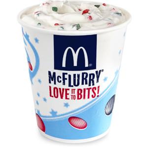 McDonald's clipart ice cream McDonalds Holiday :: Polyvore McFlurry