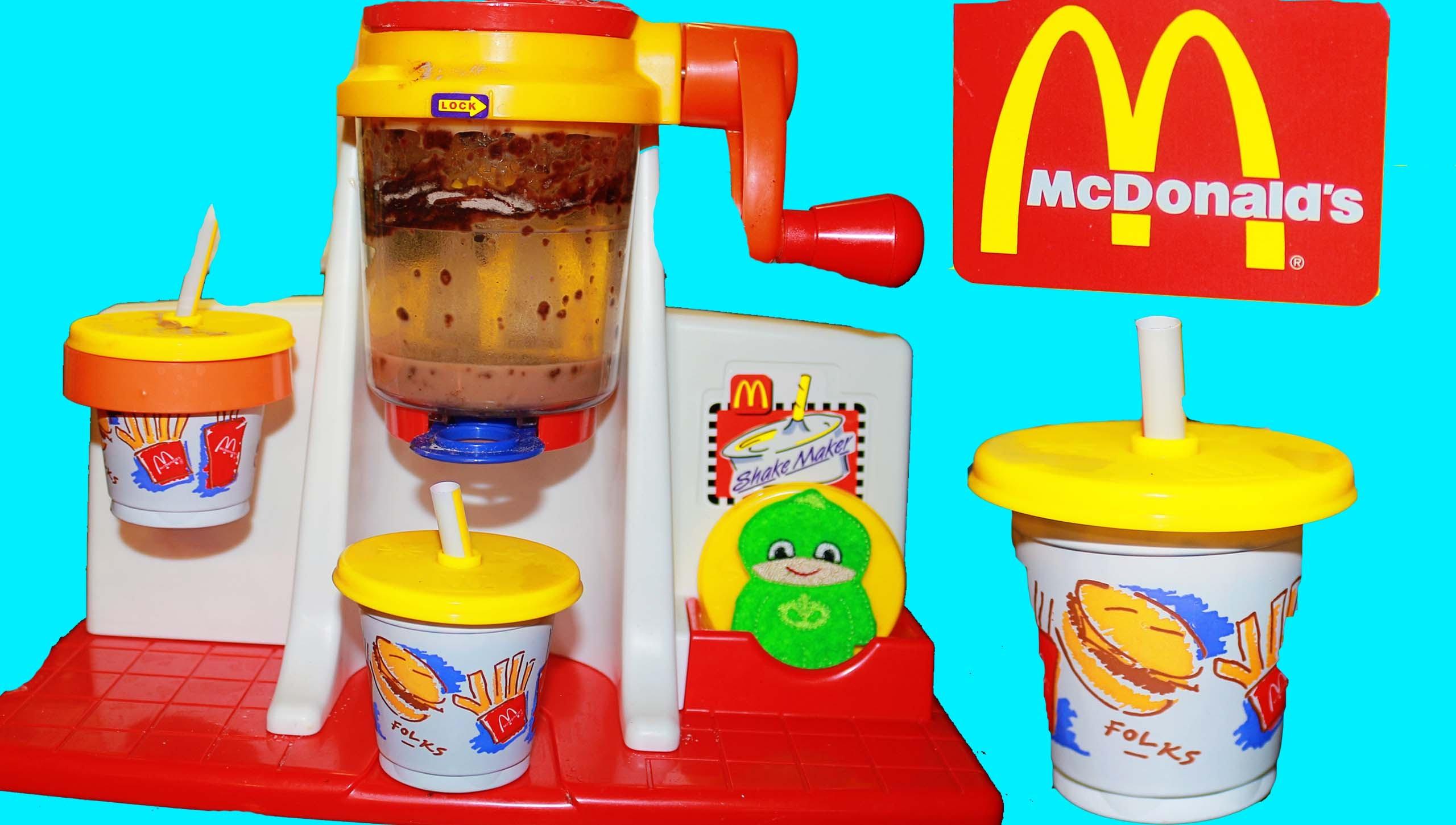 McDonald's clipart ice cream Cream  Food Ice Magic