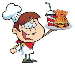 McDonald's clipart junk food Fast food Food Clipart Mcdonald's