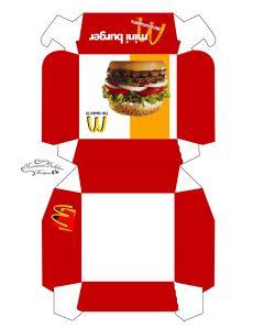 McDonald's clipart junk food De Party juegos McDonalds Pinterest