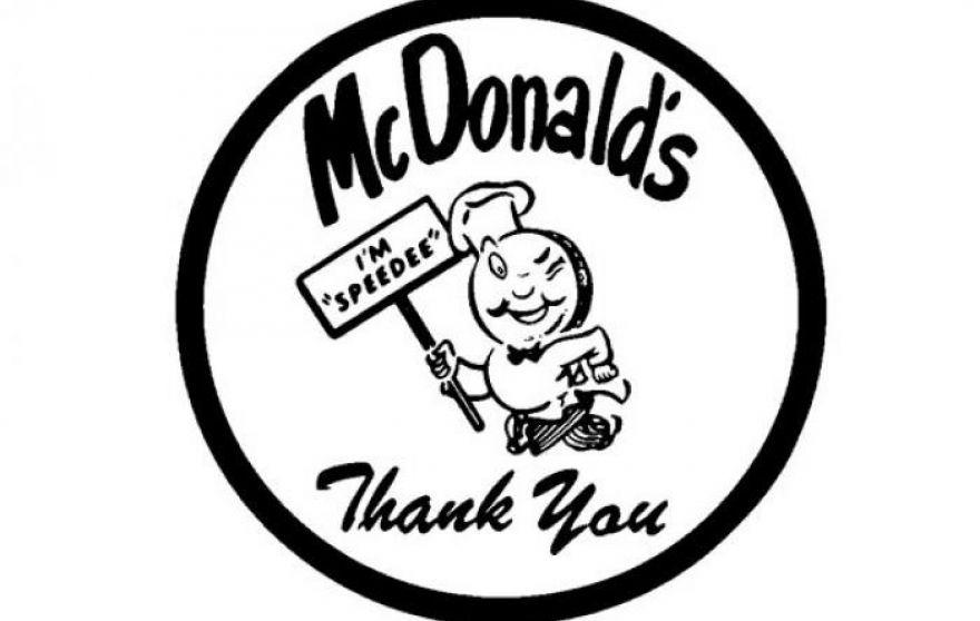 McDonald's clipart mcdonalds logo With Golden logo behind story