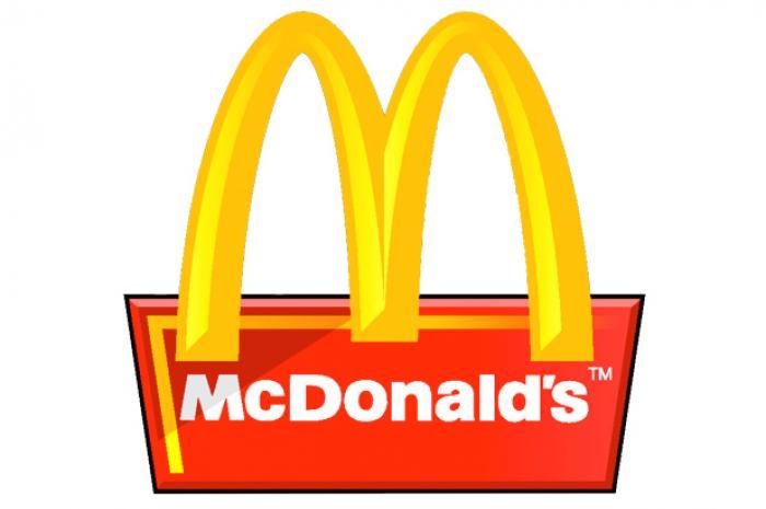 McDonald's clipart mcdonalds logo The Something  Golden Coast