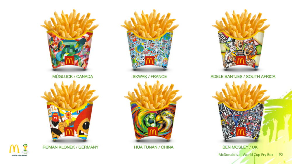 McDonald's clipart south africa Mosley Please Box Art Ben