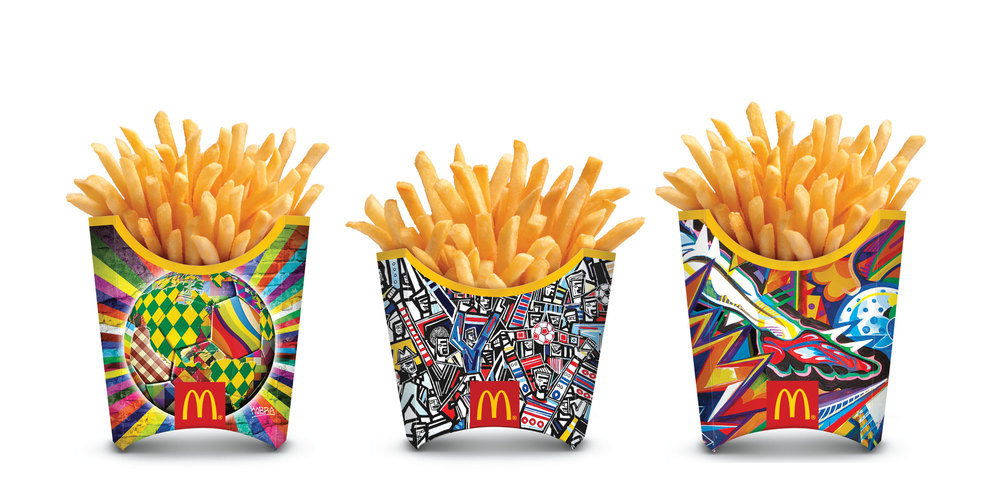 McDonald's clipart south africa Redesign & Cup™ Kick Global