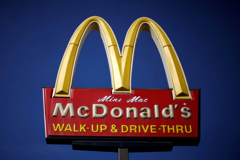 McDonald's clipart south africa Hoax wages McDonald's McDonald's halaal