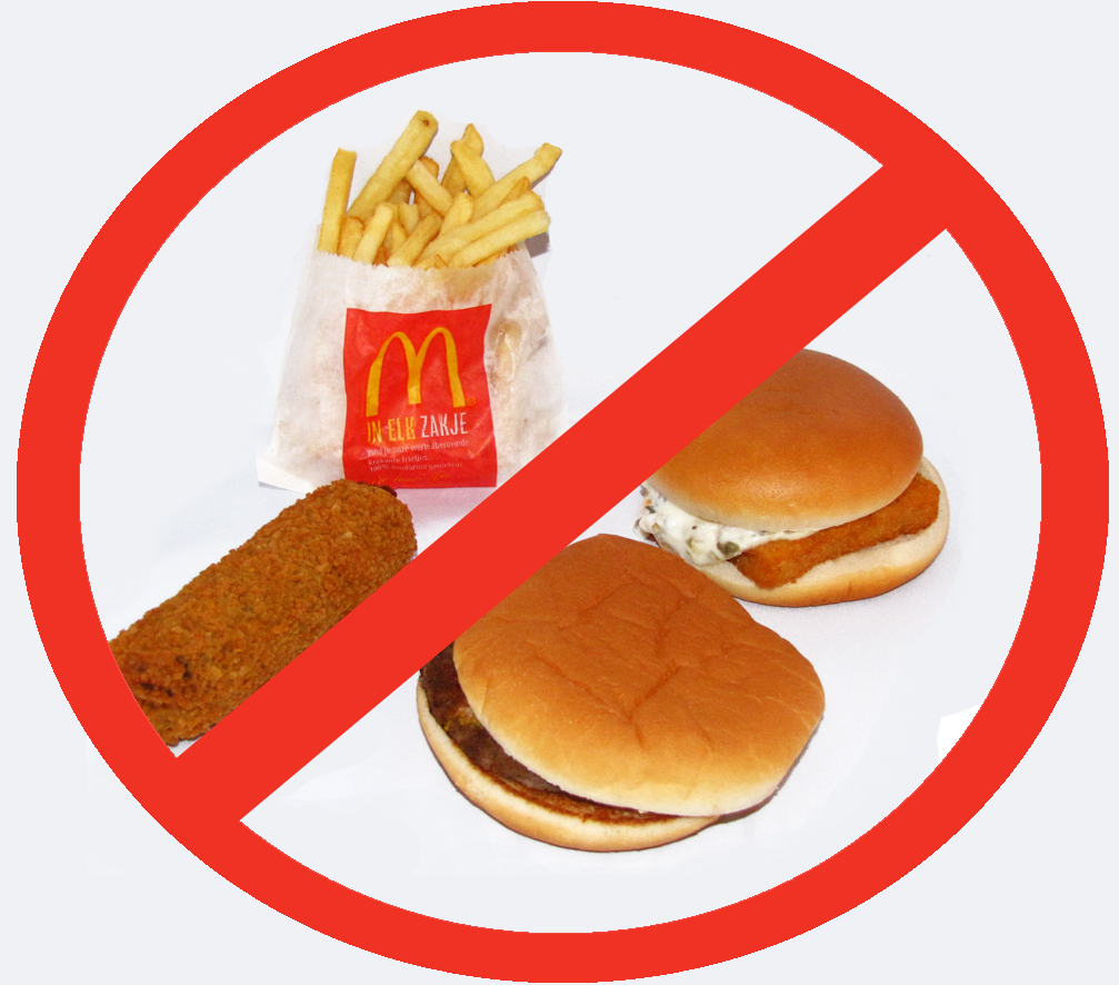 McDonald's clipart unhealthy diet Food Food  Junk Healthy
