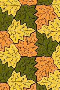 M.c.escher clipart chicken Escher tessellations bmp/E11  http://www