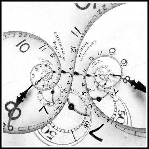 M.c.escher clipart clock M 204 Pinterest C Escher