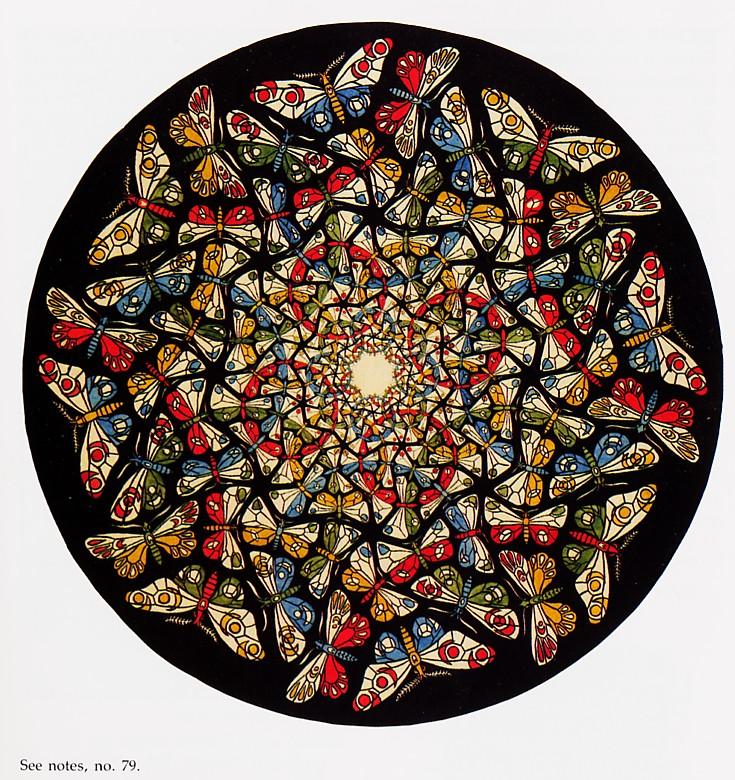 M.c.escher clipart coffee 3  Mathematical Algorithmic Art