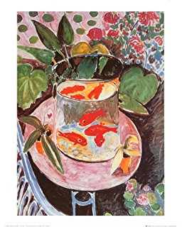 M.c.escher clipart coffee 22x26 Henri Goldfish Poster Henri