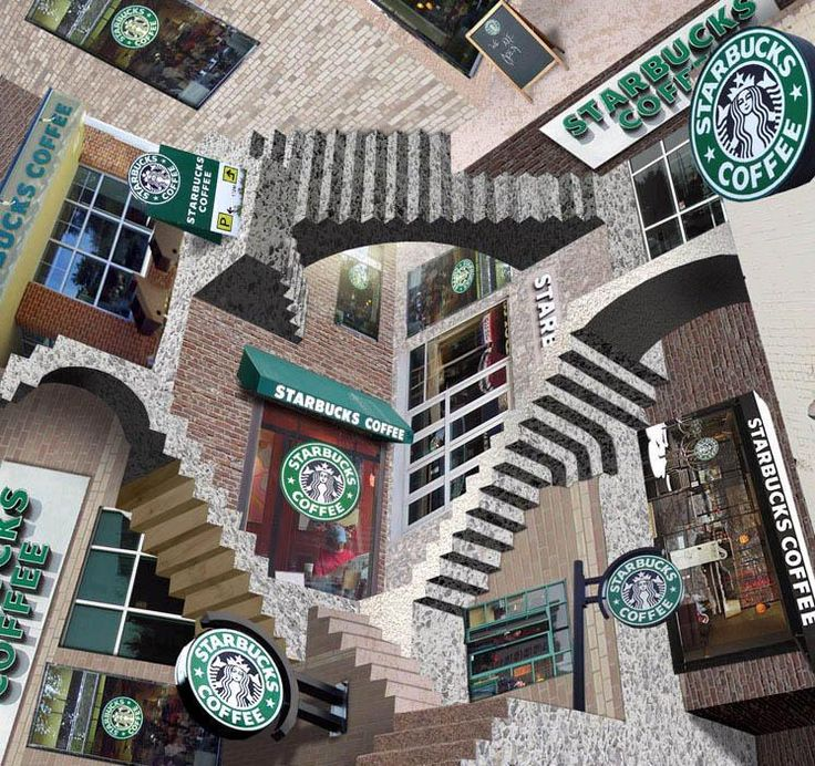 M.c.escher clipart coffee On Find best Pin images