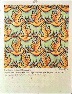 M.c.escher clipart crayon Pencil C – Horse Illustration