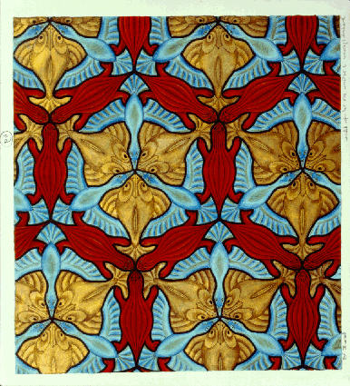 M.c.escher clipart duck M C Escher Escher mrcoley